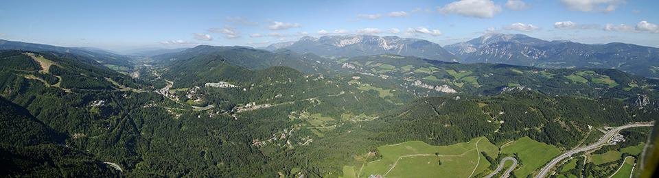 Weltkulturerbe Region Semmering-Rax © Franz Zwickl