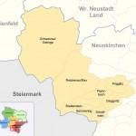 Kleinregion Weltkulturerbe Semmering-Rax, (c) BEV, NÖGIS, RU2